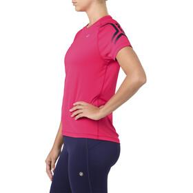 asics Icon SS Top Women Pixel Pink/Peacoat